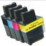Poznate tiskalnike in kartuše Brother?
