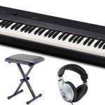 Kakovost zvoka digitalnega klavirja Casio Privia PX-160